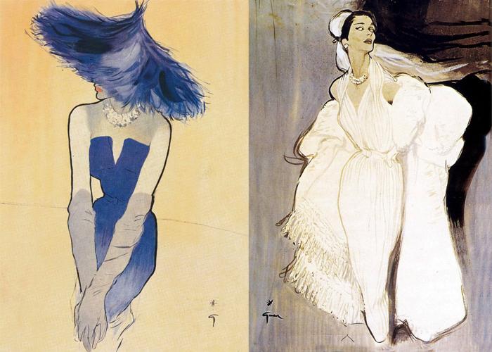 Иллюстрации Рене Грюо.