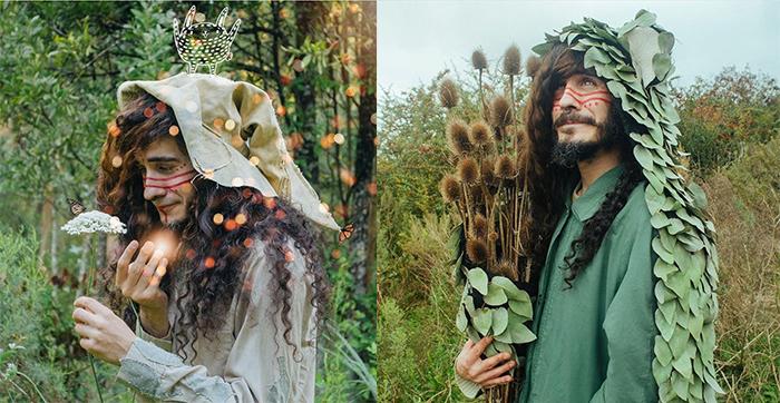 Лесной житель @hijo_de_la_tierra.