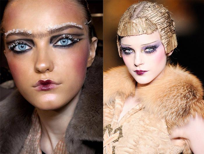 Пэт никогда не хотела делать обычный макияж...