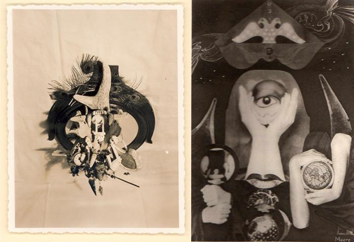 Многие работы Клод Каон были уничтожены во время войны, а сама она чудом выжила.