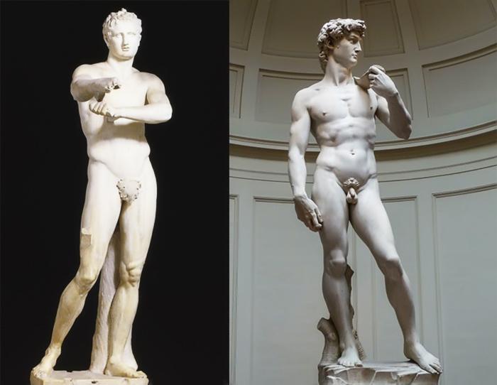 Скульптура античности и Ренессанса.