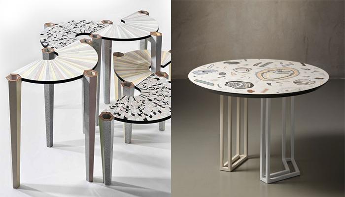 Мебель из коллекции Moon Rock.