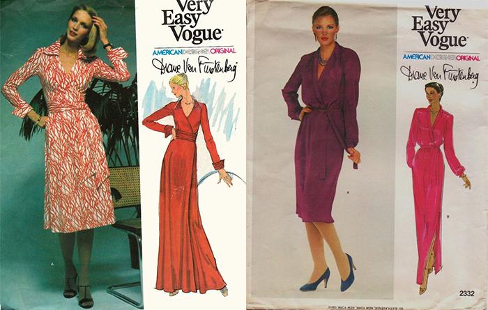 Знаменитое платье на страницах Vogue.