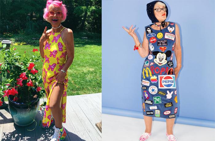 Модный блог стал для Бадди спасением от депрессии.