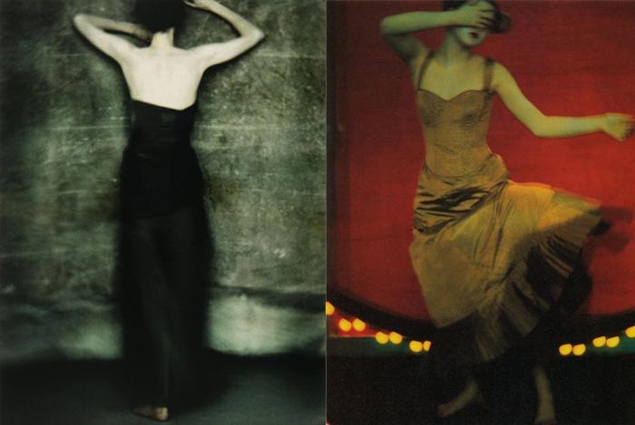 Стиль Сары Мун пытаются повторить многие фотографы, но безуспешно - ее техника уникальна.