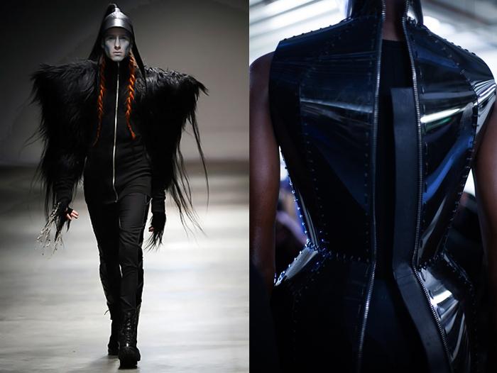 Мишель Лами поддержала молодого дизайнера - не нужно объяснять, почему!