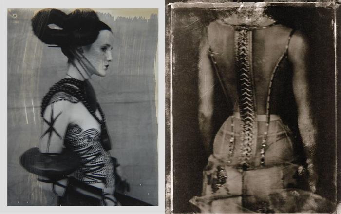 Многие работы Сары Мун напоминают старые фотографии.