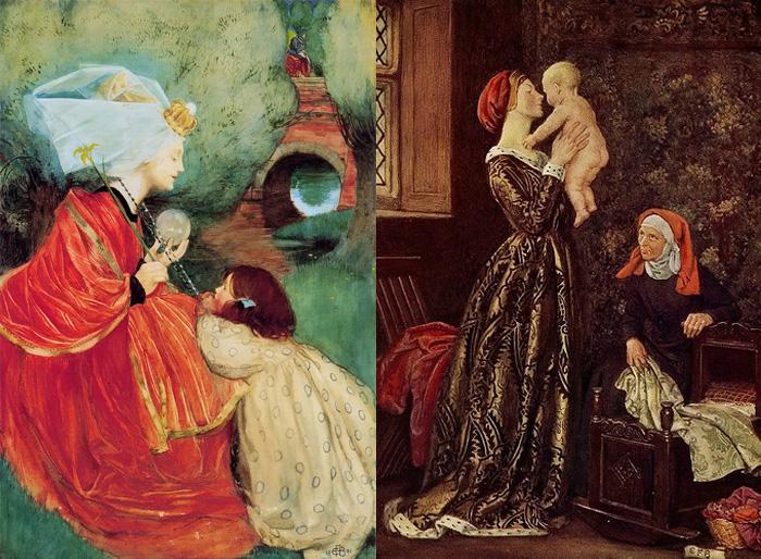 Работы Элеанор восхищали современников.