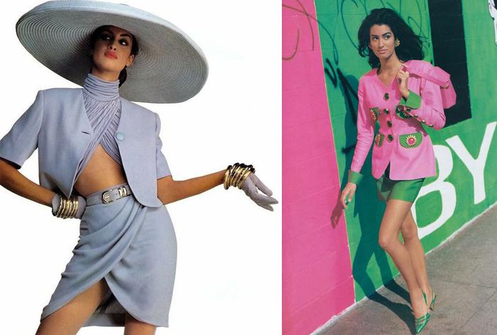 Лицо Ясмин известно каждому, кто видел фотографии в модных журналах 90-х годов - но мало кто помнит ее имя.