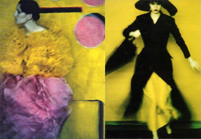 Фотографии Сары Мун быстро привлекли внимание модной прессы.