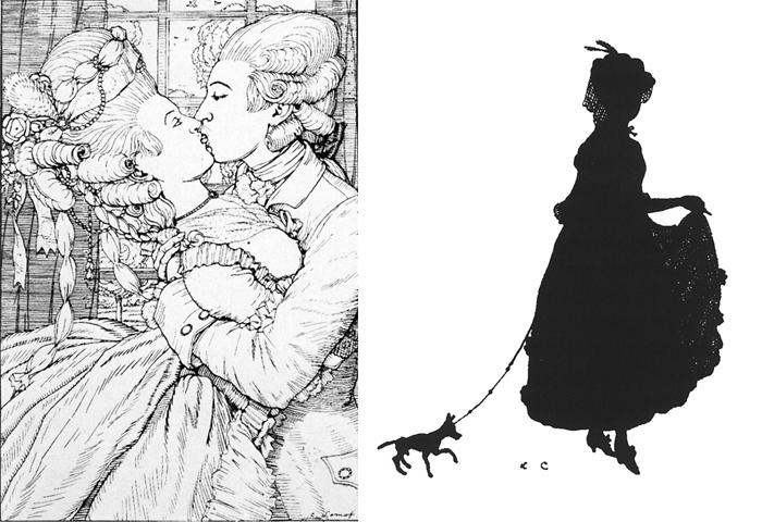Иллюстрация к Книге Маркизы.