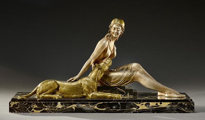 Скульптура Чипаруса.