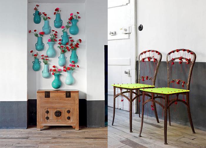 Декор и мебель от Навоне.