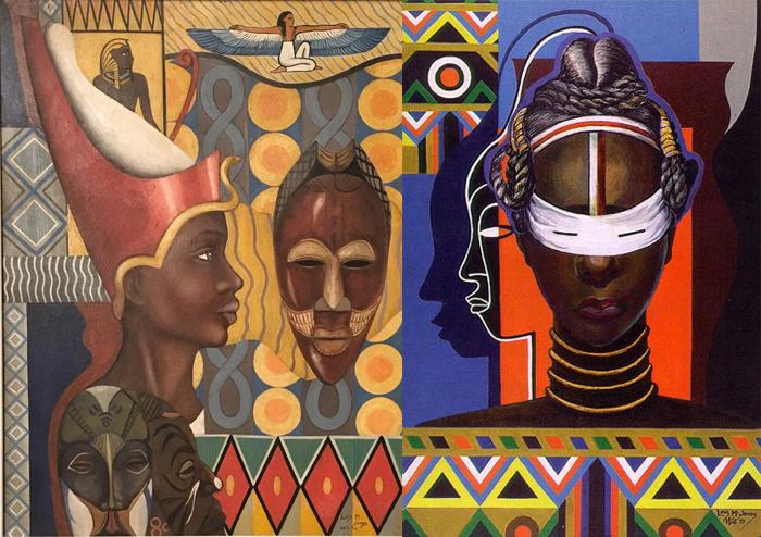 Лоис ратовала за распространение знаний о культурной самобытности выходцев из Африки.