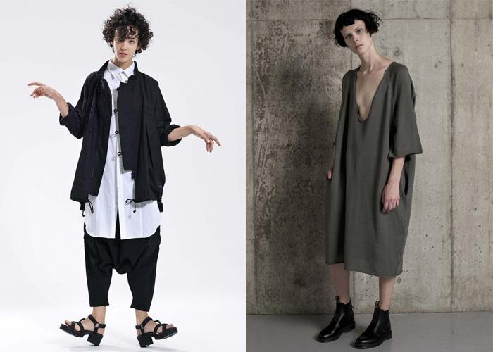 Европейская мода была непонятна Ямамото.