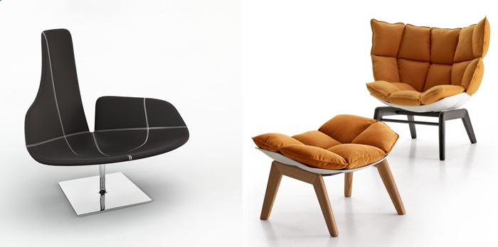Уркиола мечтала быть архитектором, но увлеклась дизайном мебели.