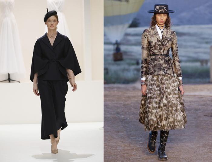 Революционерка Кьюри отдает должное ДНК модного дома.