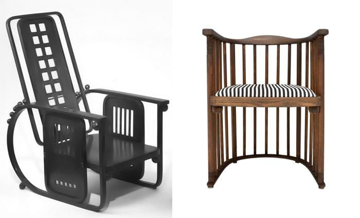 Мебель от Хоффмана.