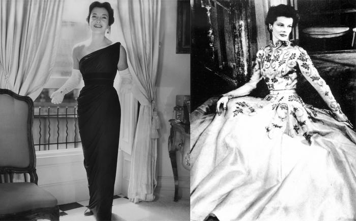 Звезды Голливуда были в восторге от платьев Бальмена.