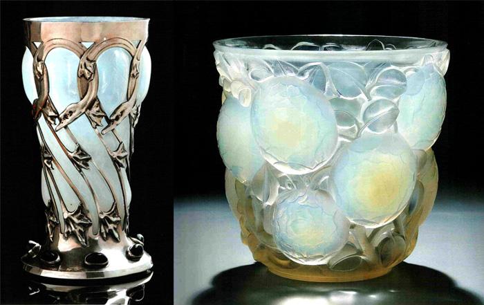 Рене Лалик был не только художником, но и изобретателем новых технологий.