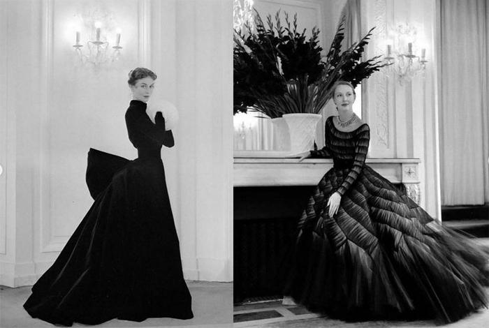 Платья Гриффа отличались идеальным кроем и вниманием к фактуре ткани.