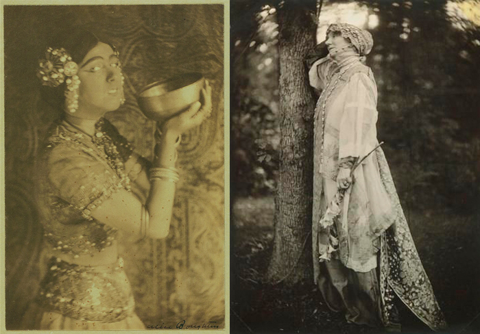 Необычные работы Элис Боутон быстро нашли признание публики.