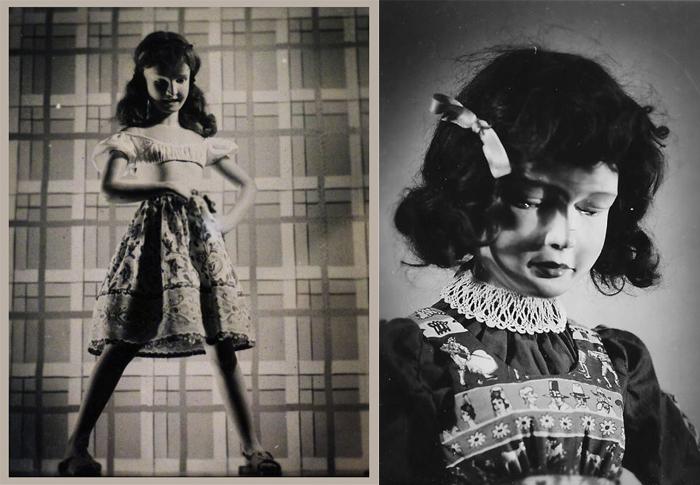 Фотографии кукол, сделанные Бартлеттом.