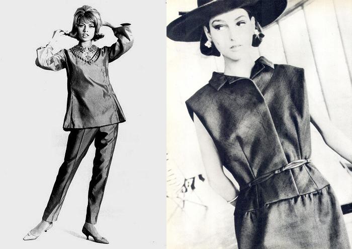 Новая итальянская мода от Ирен Голицыной.