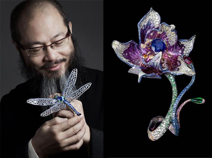 Китайский волшебник-ювелир Уоллес Чан