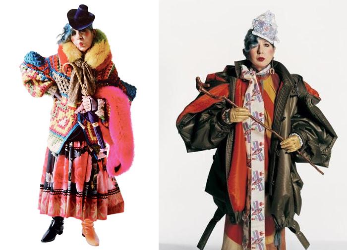 Пьяджи бросила вызов всему модному миру.