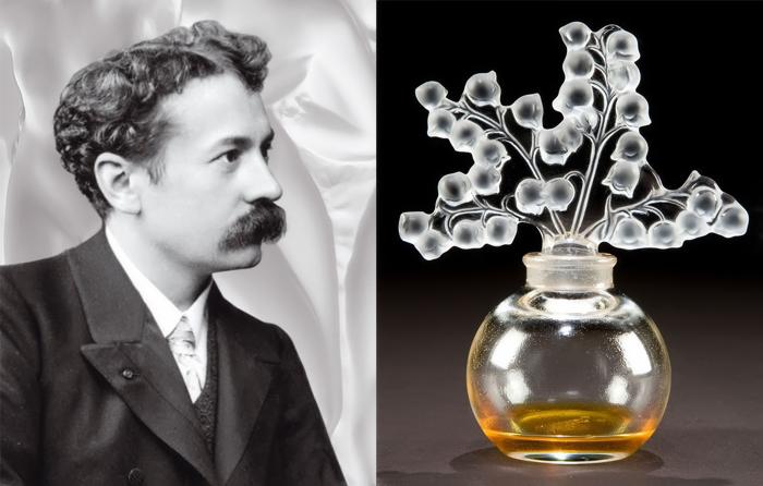 Рене Лалик - гений ювелирного дела, ставший стеклодувом.