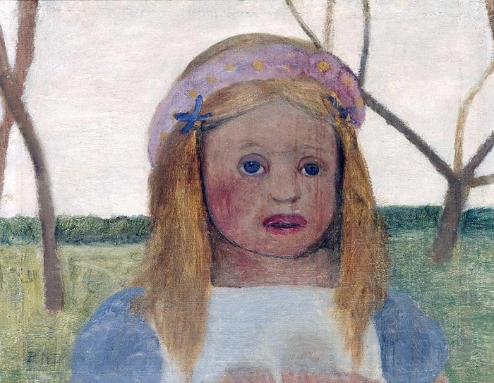 Портрет Эльсбет.