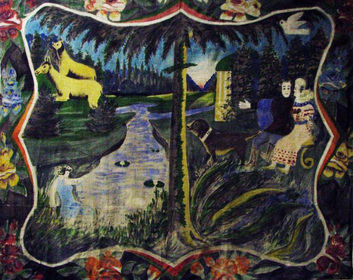 У сказочных ковров Алены Киш непростая судьба...