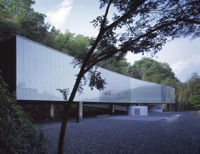 О-музей в Нагано.