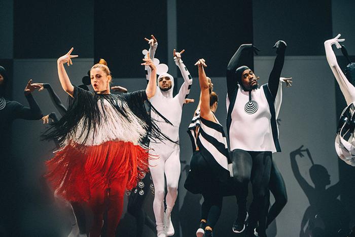 Костюмы Готье для балета.