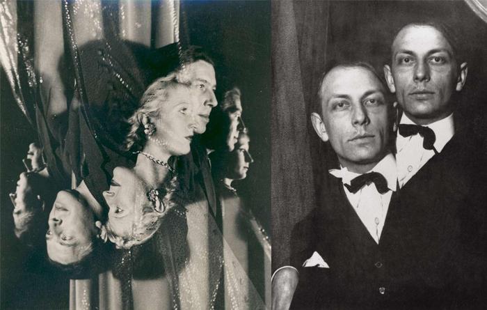 Клод Каон фотографировала своих друзей в стиле сюрреализма.