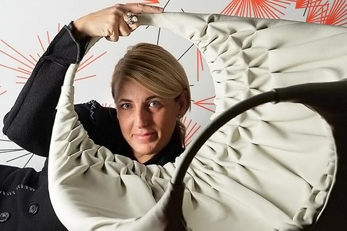 Патрисия Уркиола принесла в дизайн женский взгляд и женский опыт.