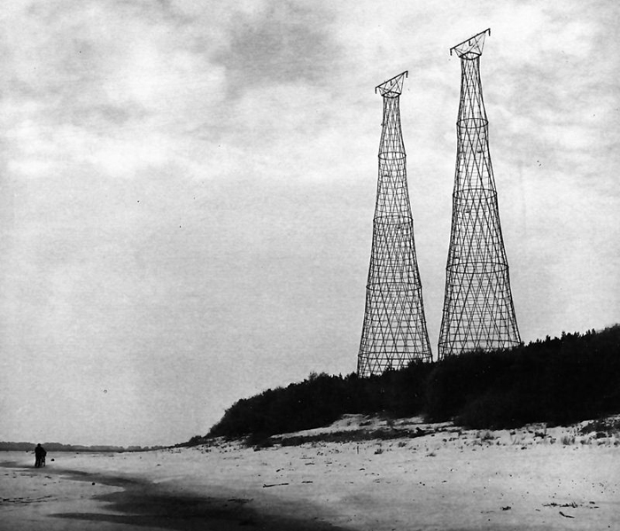 Башни на Оке.