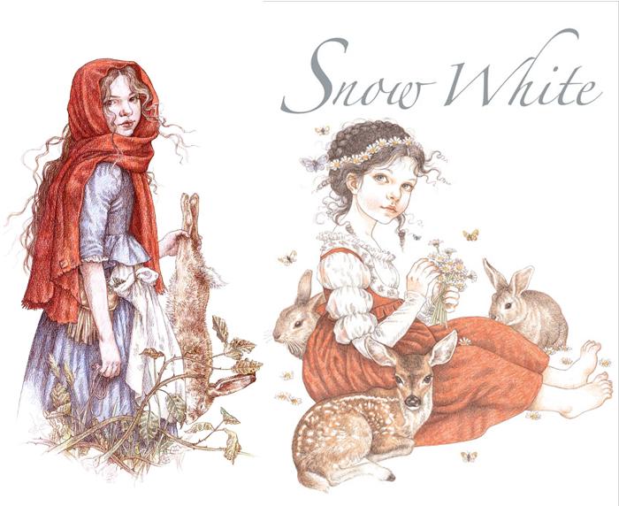 Иллюстрации Анны Ивонн Гилберт.
