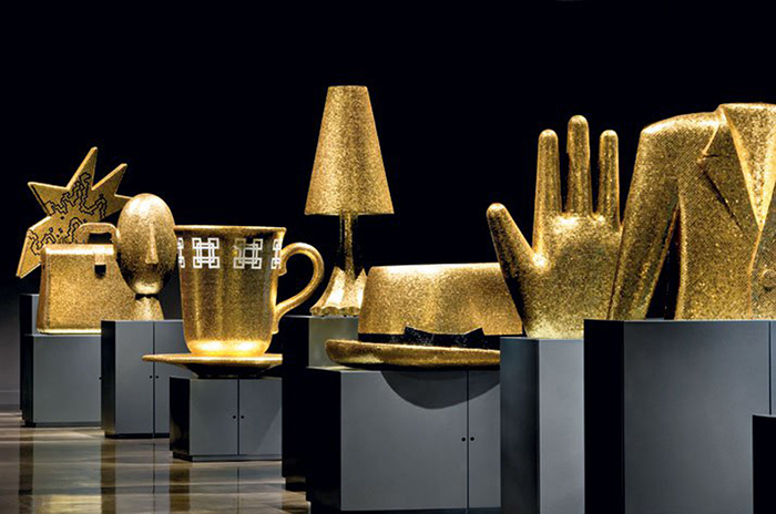 Инсталляция Мендини.