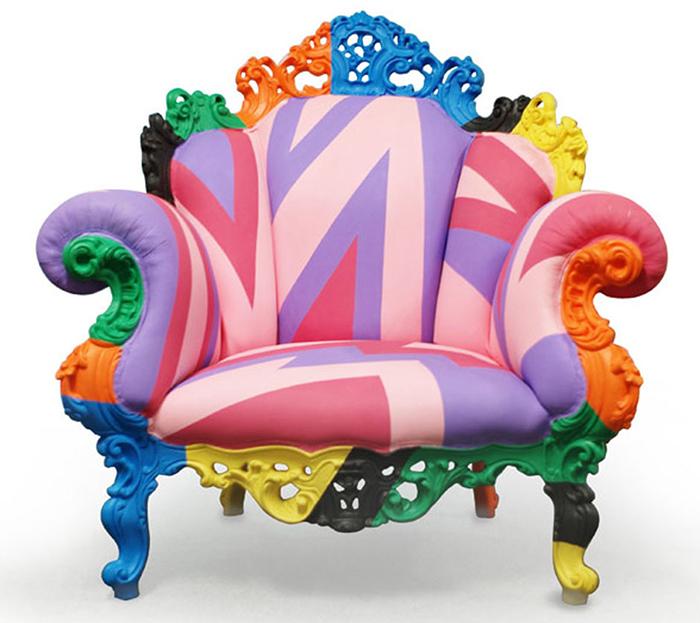 Кресло Proust.