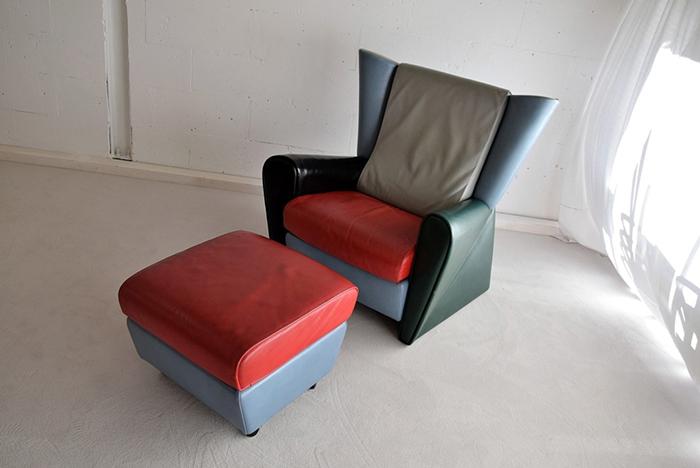 Кресло Алессандро Мендини.