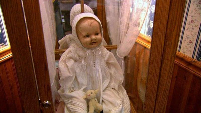 Кукла Мэнди.