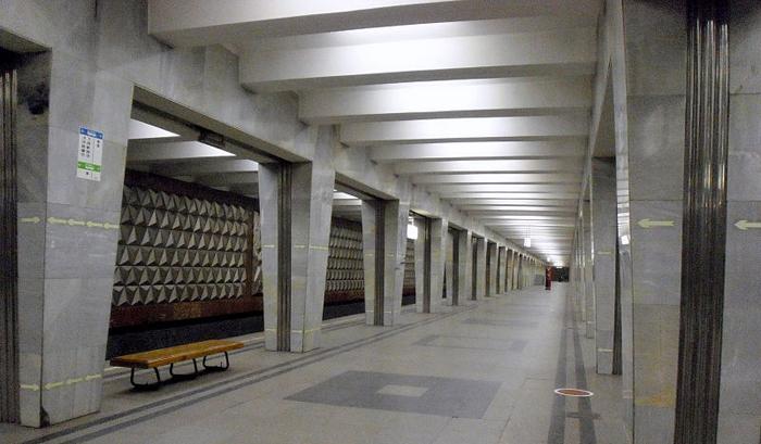 Станция Медведково.