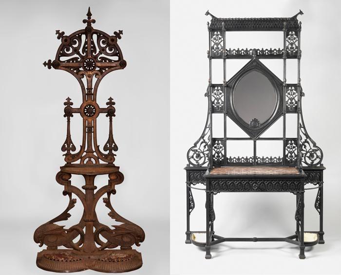 Мебель с восточной орнаментацией.