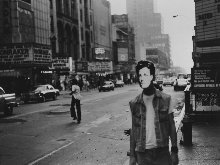 Артюр Рембо в Нью-Йорке.
