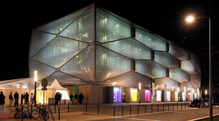 Архитектура Филиппа Старка.