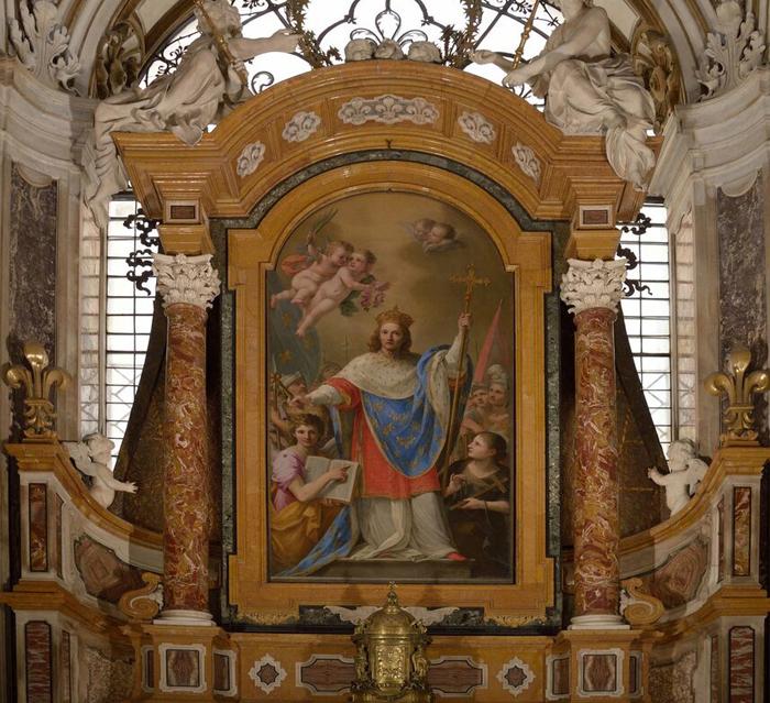 Капелла святого Людовика.