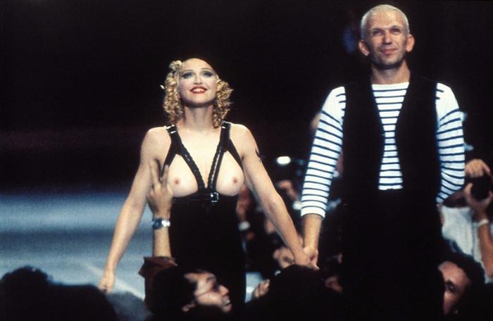 Мадонна и Готье.
