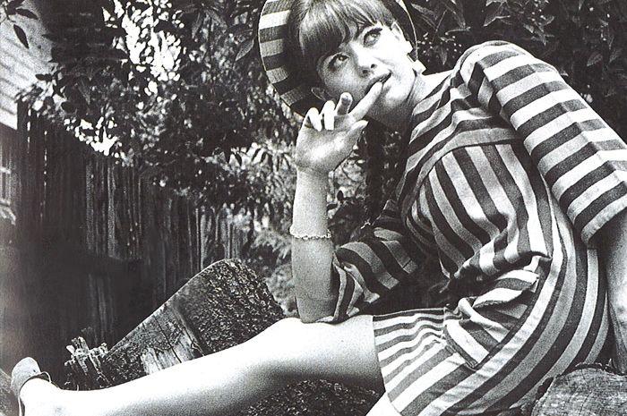 Мадам Карвен первой выпустила молодежную линию одежды.